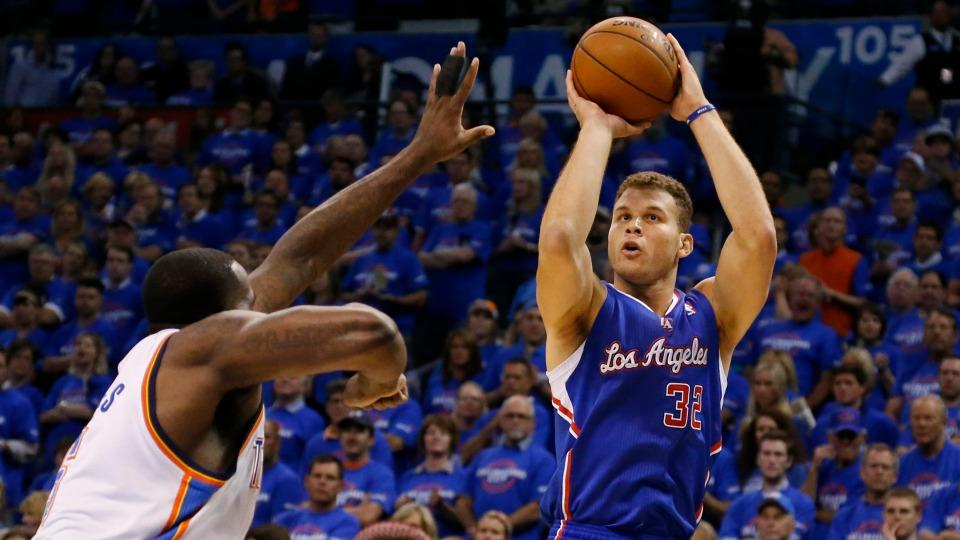 Clippers forward Blake Griffin on back injury: 'Everything is still intact'