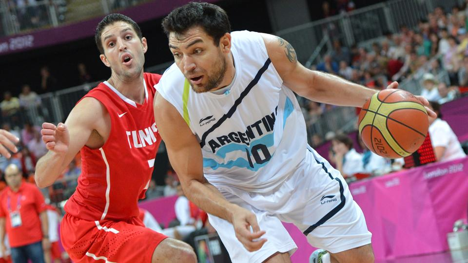 Carlos Delfino to sit out FIBA Basketball World Cup