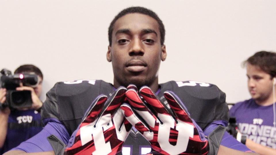 TCU's Devonte Fields arrested, charged with misdemeanor assault