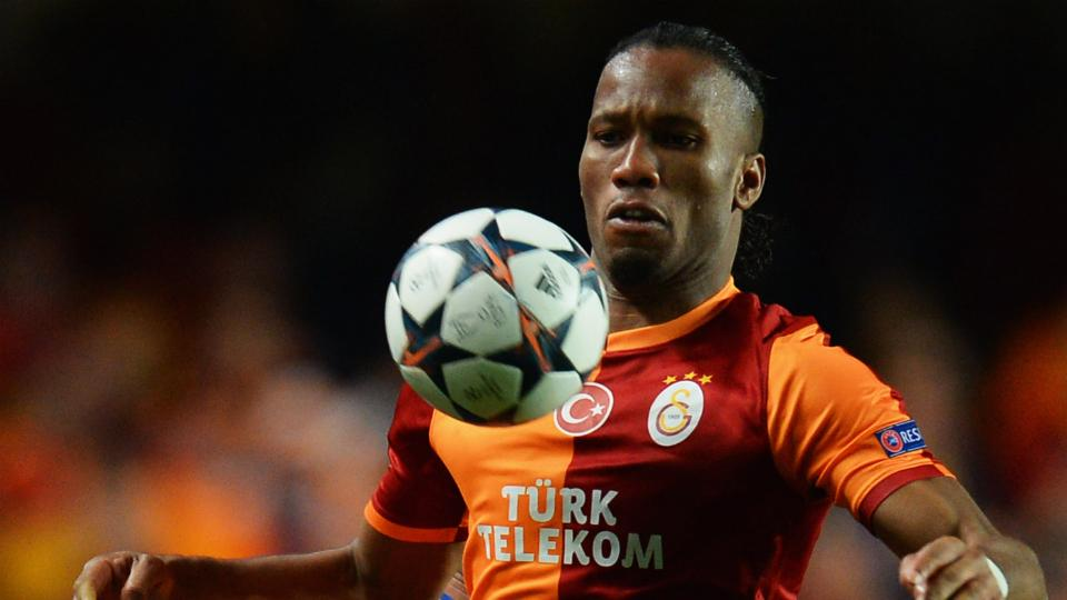 Striker Didier Drogba signs one-year deal to return to Chelsea
