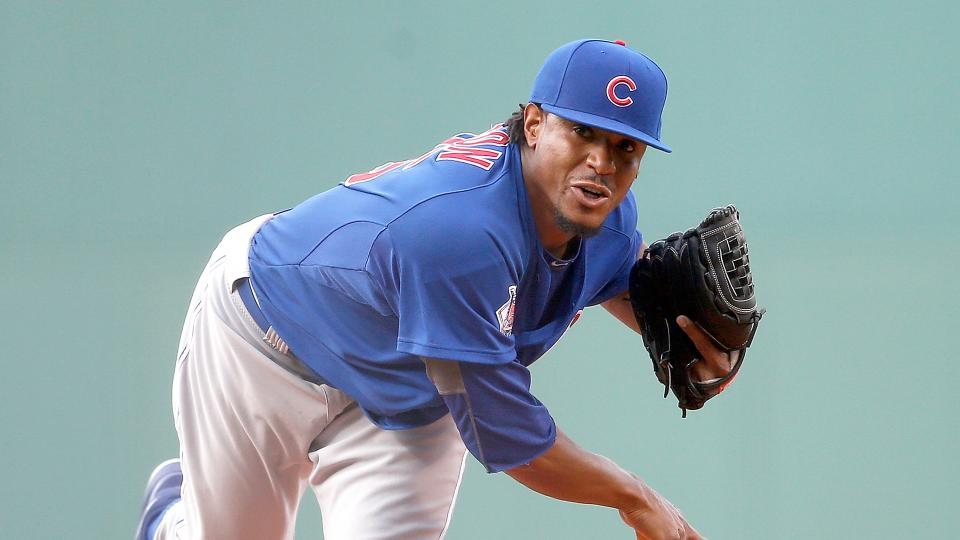 Report: Chicago Cubs want to trade Edwin Jackson, but few interested