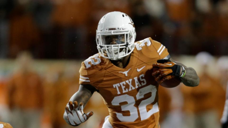 Report: Texas dismisses RB Joe Bergeron