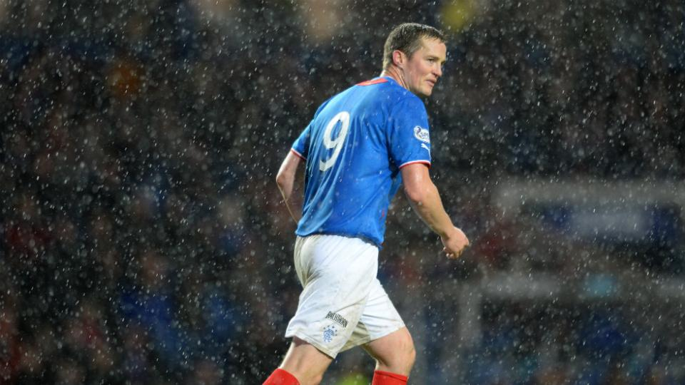 Jon Daly was the leading scorer for Rangers last season.