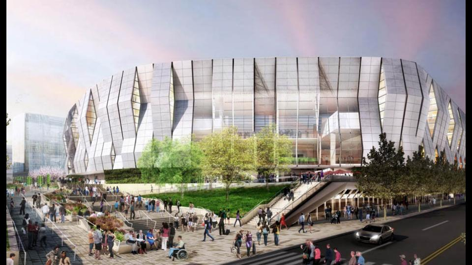Judge rejects injunction, clearing way for Kings' new arena