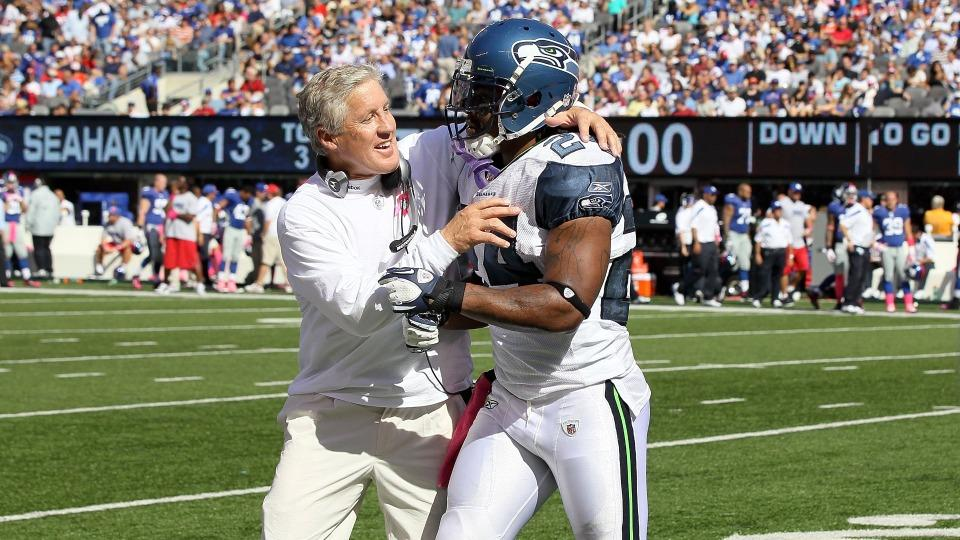 Seahawks' Pete Carroll upset about Marshawn Lynch's holdout