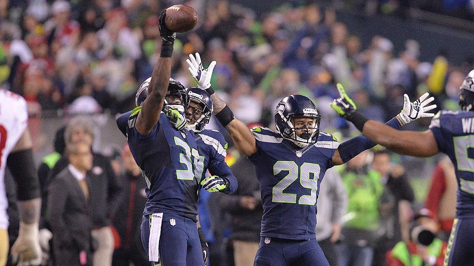 Eric Berry, Jairus Byrd join Legion of Boom reps among NFL's top safeties