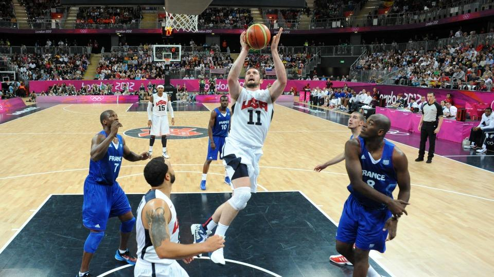 Kevin Love withdraws from Team USA for FIBA World Cup