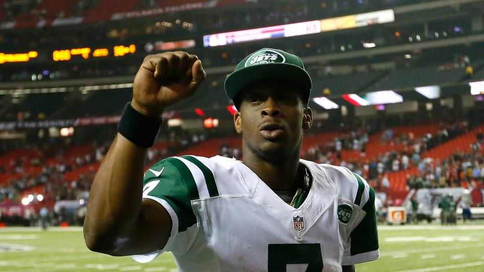 Geno Smith expects to be a 'top 5' quarterback