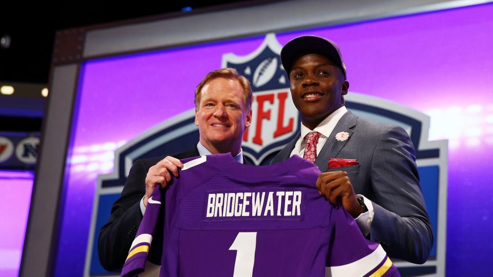 Report: Vikings say Teddy Bridgewater 'more impressive than they expected'