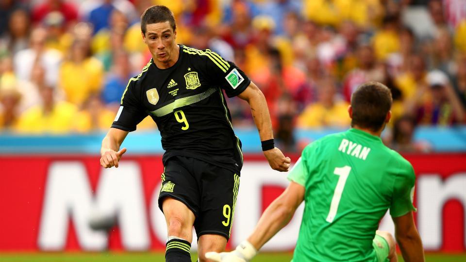 Fernando Torres misses point-blank, wide-open shot in Chelsea friendly
