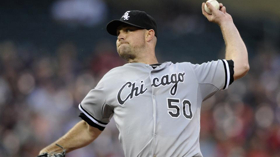 Report: Yankees mulling John Danks trade