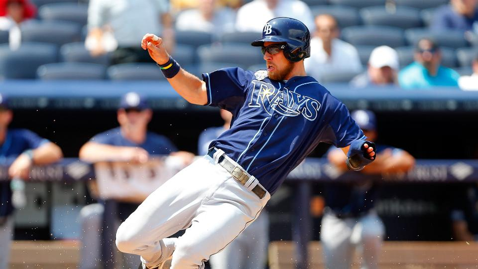 Report: Giants remain interested in Rays utility man Ben Zobrist