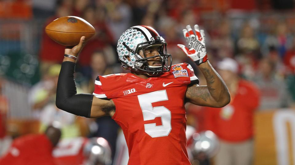 Ohio State QB Braxton Miller says he will be ready for season opener