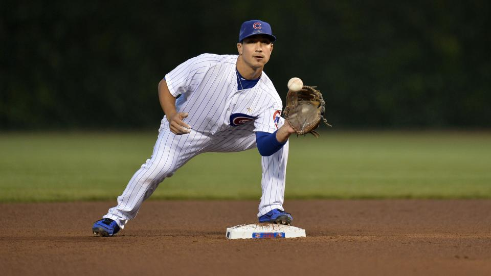 Cubs trade second baseman Darwin Barney to Dodgers