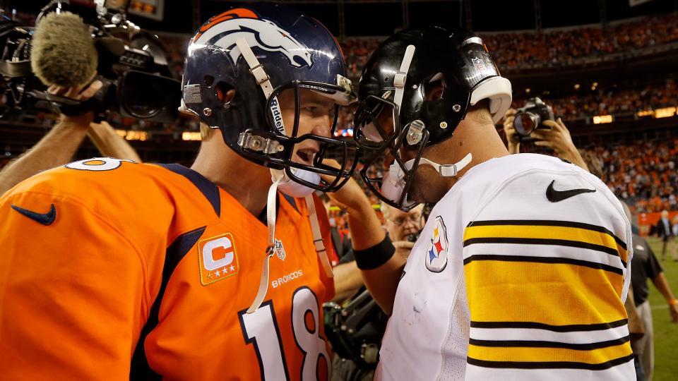 Emmanuel Sanders: Manning is