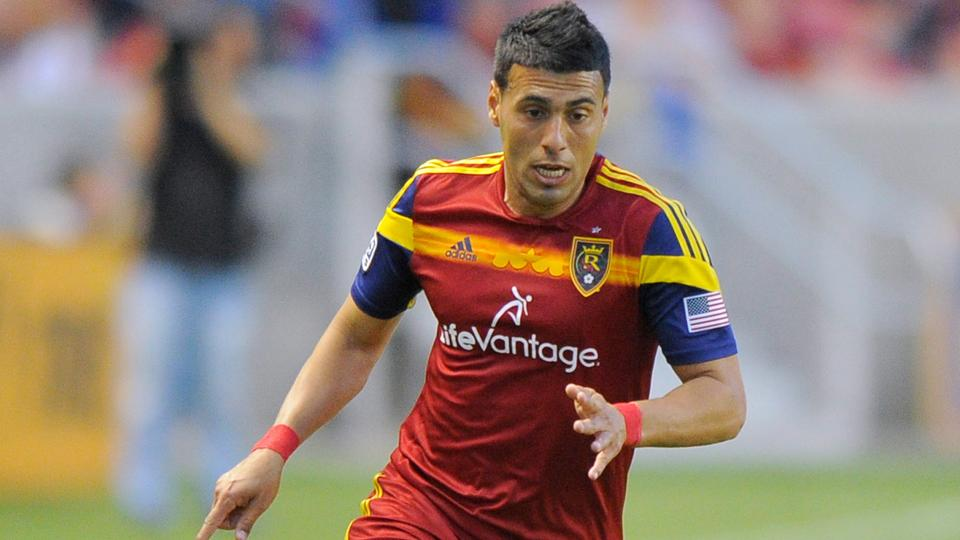 Real Salt Lake's Javier Morales helped his side to a 3-1 win over the Montreal Impact in MLS Week 20.