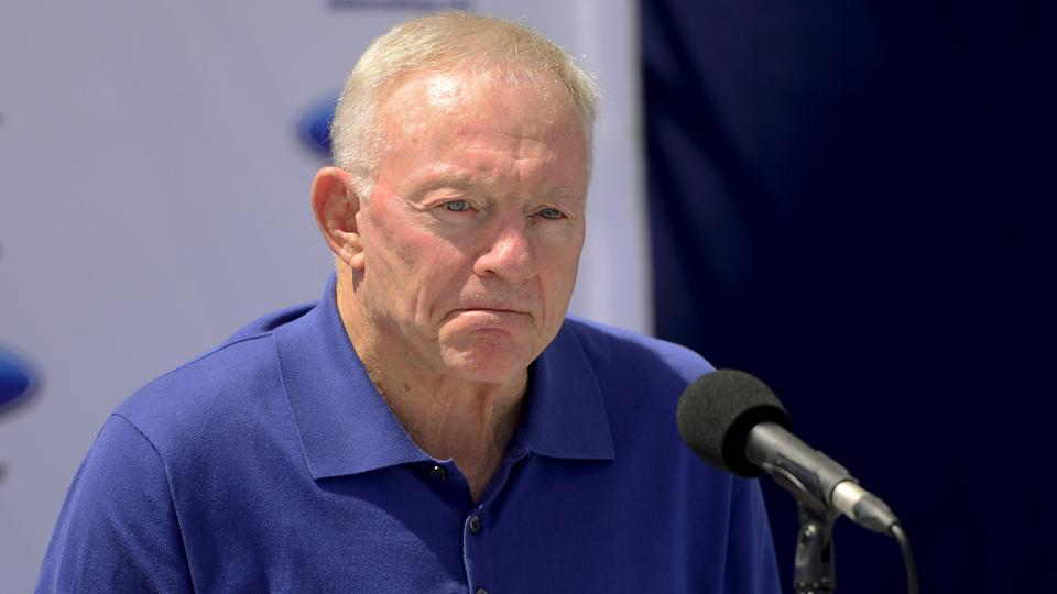 Cowboys owner Jerry Jones says he was close to drafting Johnny Manziel