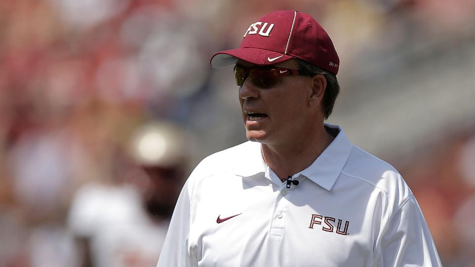 Florida State's Jimbo Fisher wants all conferences to have title games
