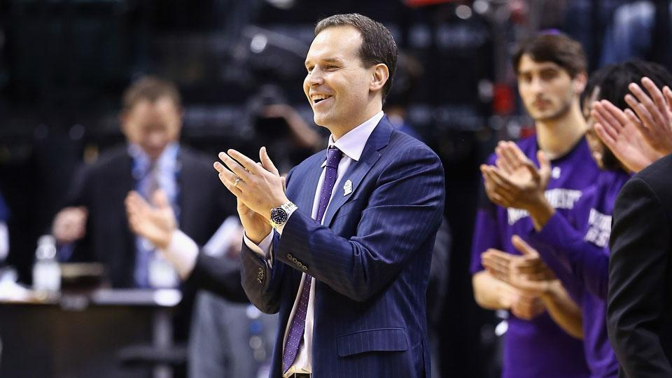 Northwestern's Chris Collins to coach Select Team at USA training camp