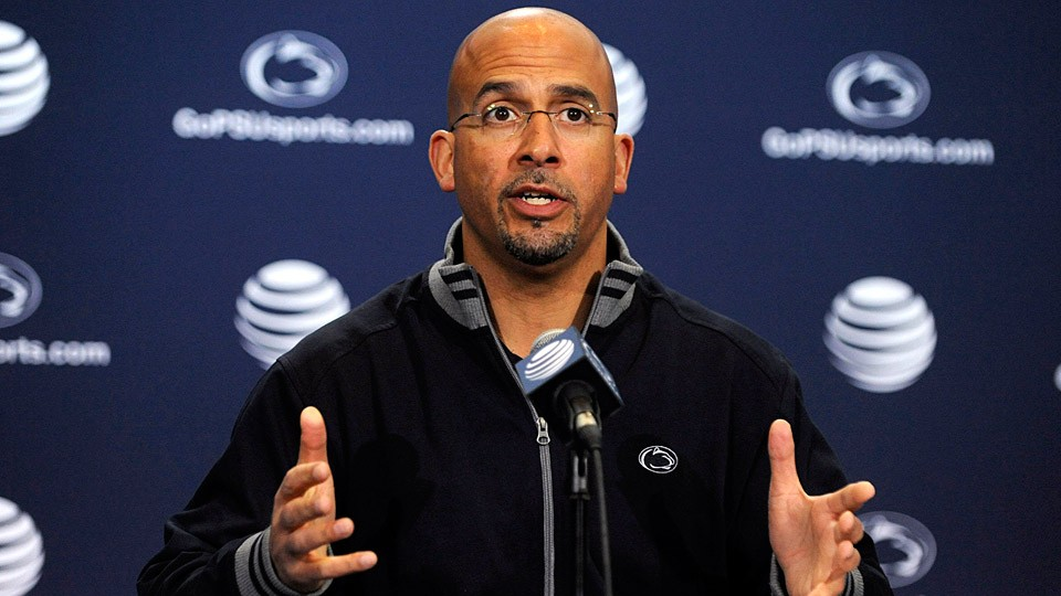 Fueled by James Franklin, Penn State can make noise now and in the future