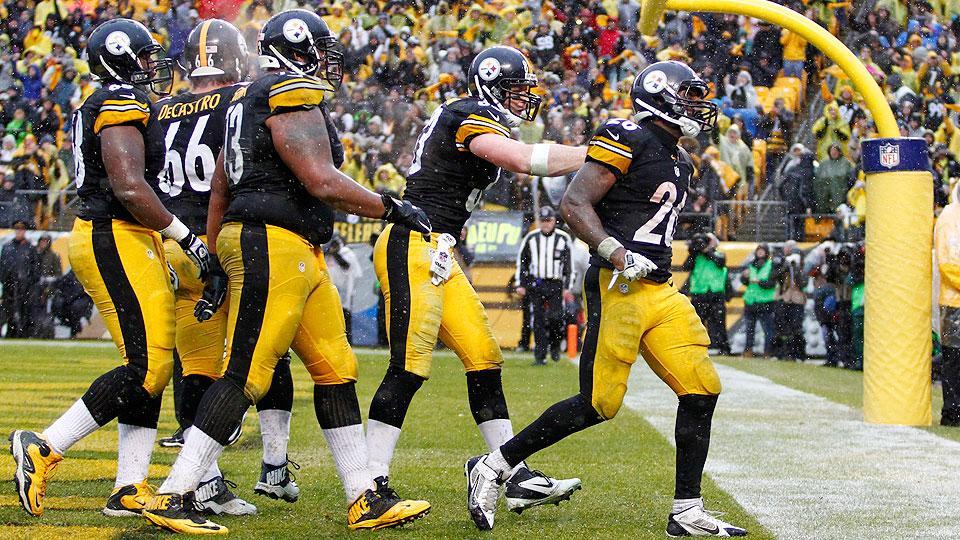 Fantasy football 2014 draft prep: Pittsburgh Steelers team preview