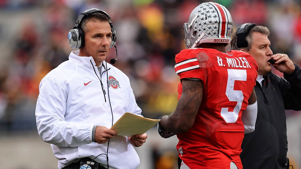 Urban Meyer, Ohio State ready to move past bitter end to last season