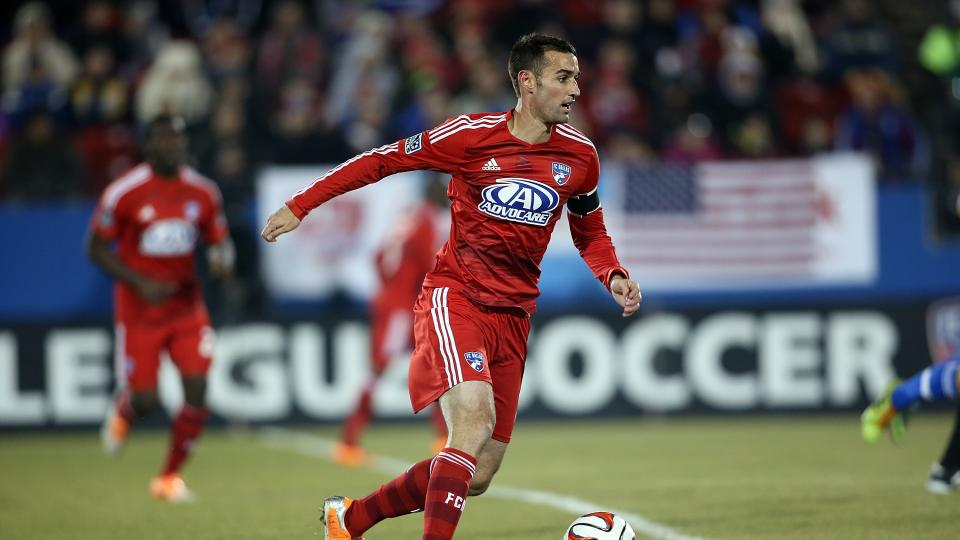 FC Dallas midfielder Andrew Jacobson traded to New York City FC