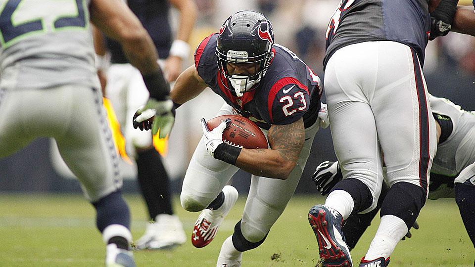 Fantasy football 2014 draft prep: Houston Texans team preview