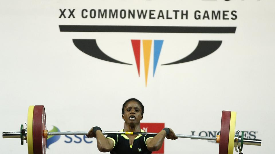 Weightlifter's 'B' sample confirms doping at Commonwealth Games