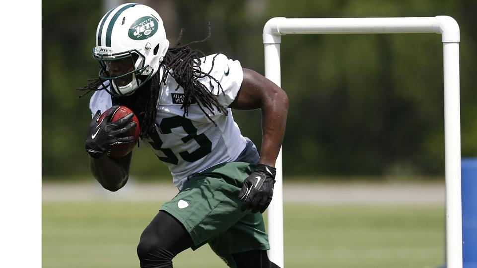 Chris Ivory is early favorite to be Jets' short-yardage running back