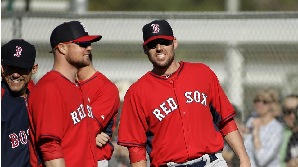 Report: Red Sox open to trading Jon Lester, John Lackey