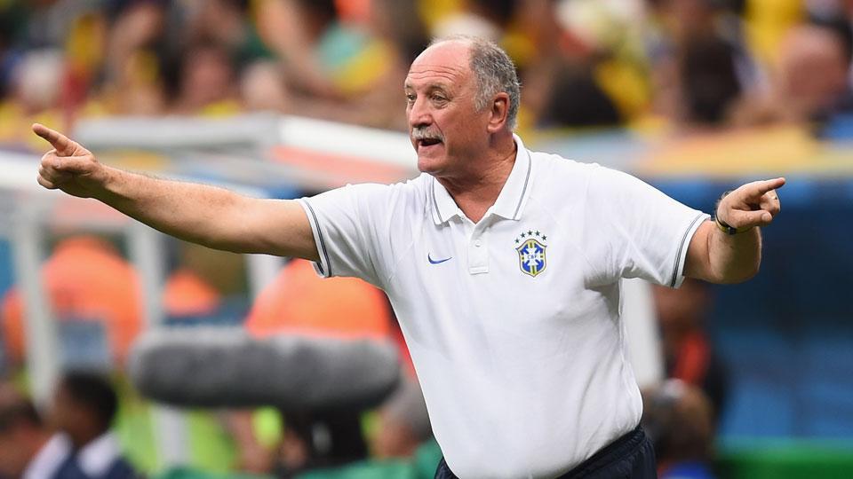 Ex-Brazil coach Luiz Felipe Scolari appointed head of Gremio