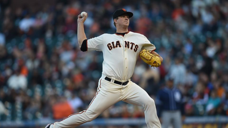 Reports: Matt Cain to see Dr. James Andrews about elbow inflammation