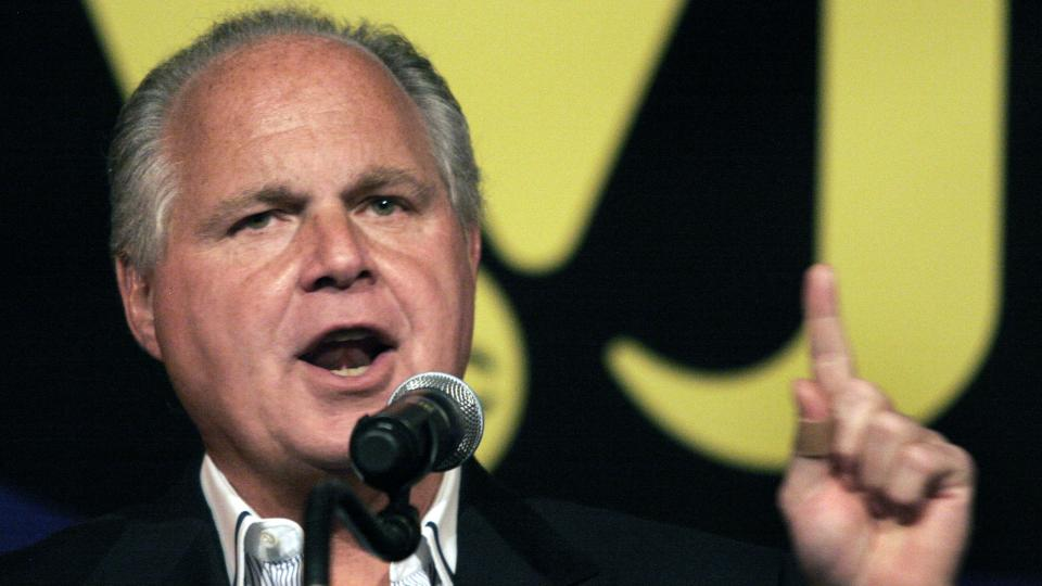 Rush Limbaugh on Ray Rice domestic abuse: 'How bad could it have been?'