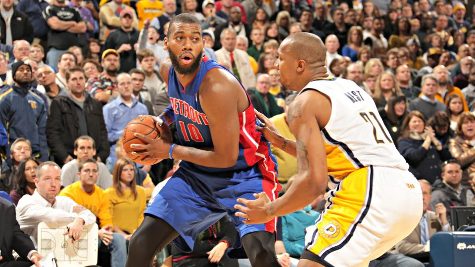 Report: Greg Monroe contract talks at standstill with Pistons