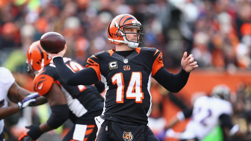 Report: Bengals QB Andy Dalton says extension will happen