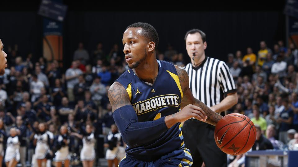 Todd Mayo to leave Marquette for chance at professional career