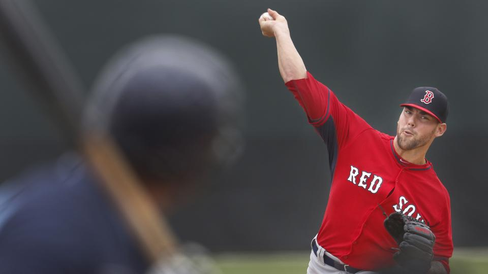 Report: Red Sox shift Anthony Ranaudo to Friday start in AAA