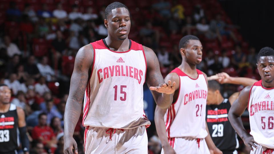 Cavaliers' Anthony Bennett pulled from Toronto pro-am