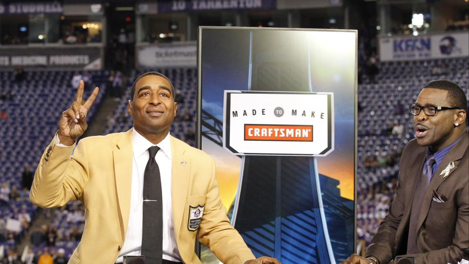 Michael Irvin, Cris Carter to serve as Pro Bowl captains