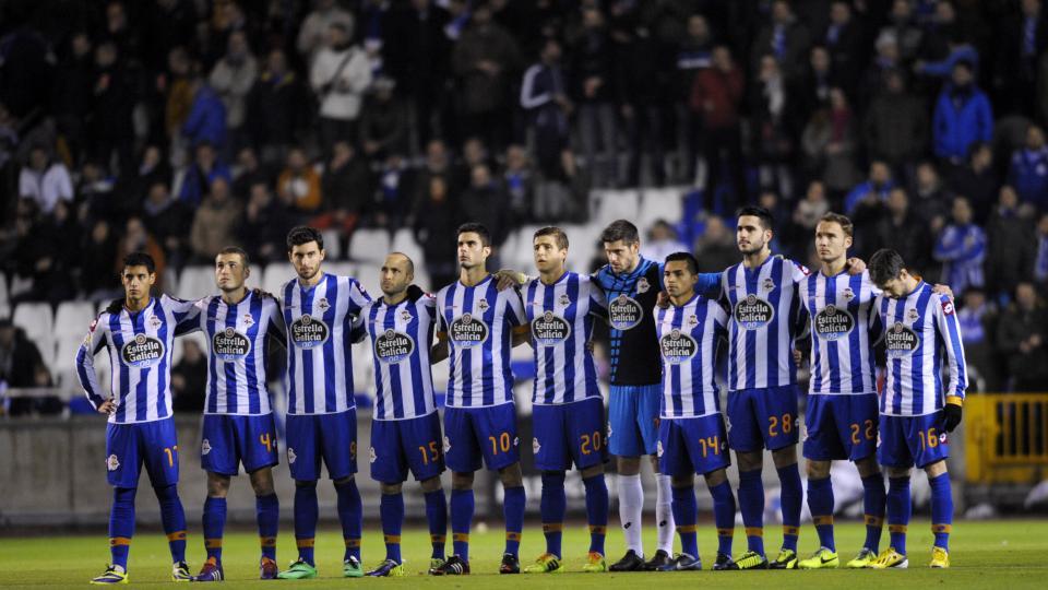 Deportivo de La Coruña schedule: La Liga fixtures 2014/2015