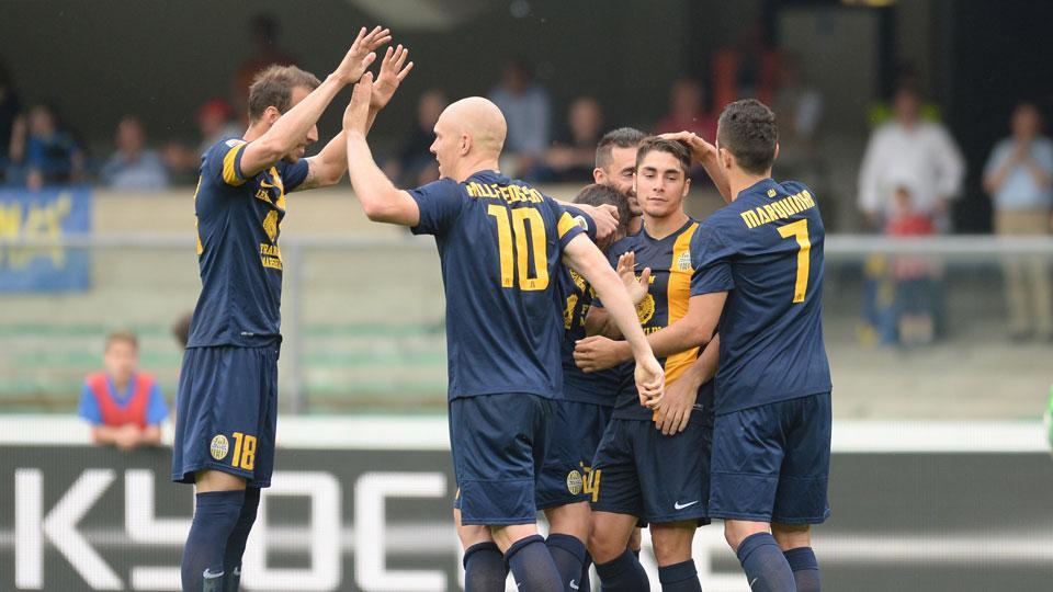 Verona schedule: Serie A fixtures 2014/2015