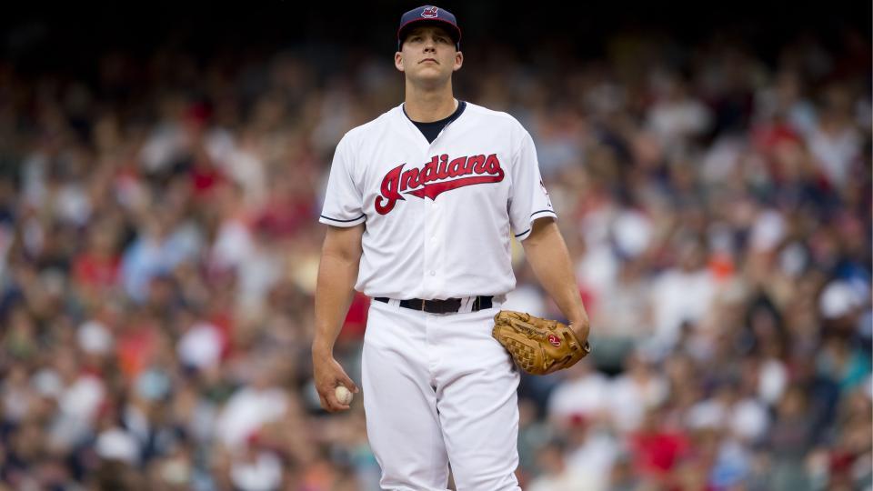 Indians trade Justin Masterson to Cardinals