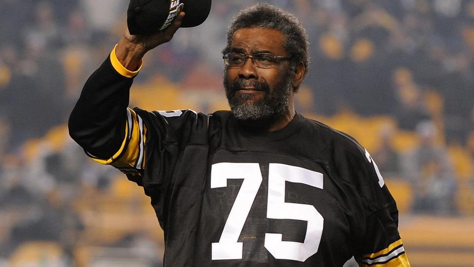 Pittsburgh Steelers to retire Joe Greene's No. 75 jersey