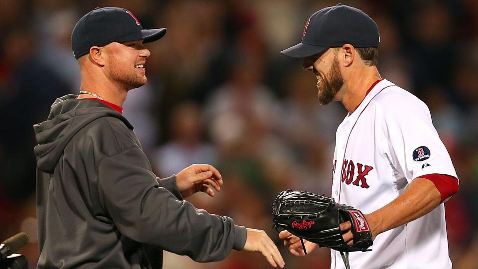 Report: 'Very good chance' Red Sox trade John Lackey with Jon Lester
