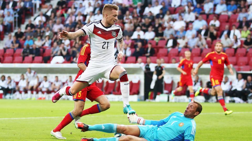 Borussia Dortmund CEO Watzke: Marco Reus wants to stay