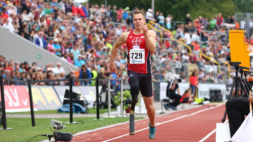 German federation excludes amputee jumper, claims he has advantage
