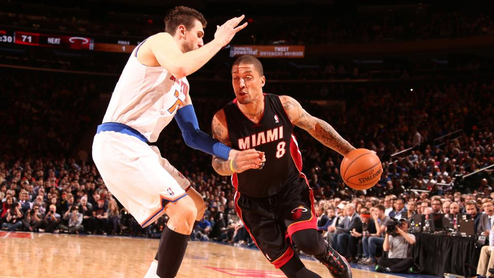 Report: Lakers work out forward Michael Beasley