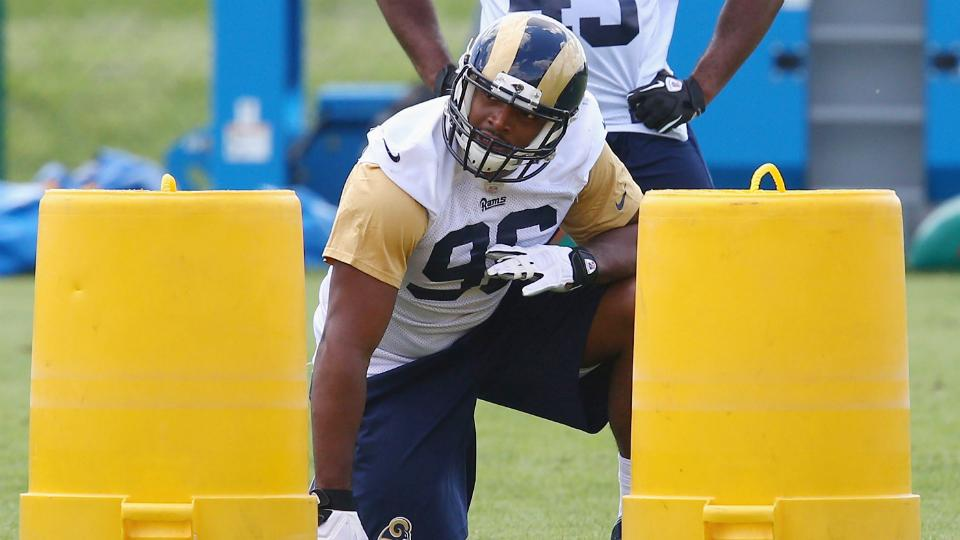 College roommate of Rams rookie Michael Sam says he has changed