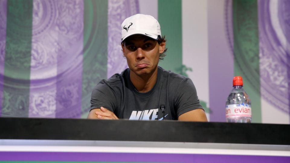 Rafael Nadal injures wrist, pulls out of Canada, Cincinnati Masters